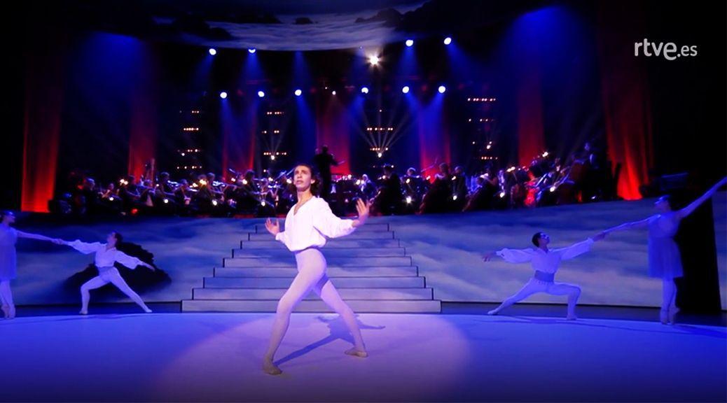 Actuación 'Prodigios'TVE
