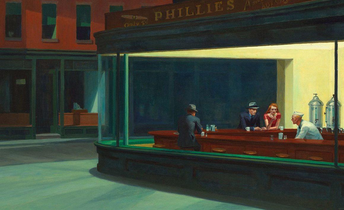 Hopper Nighthawks