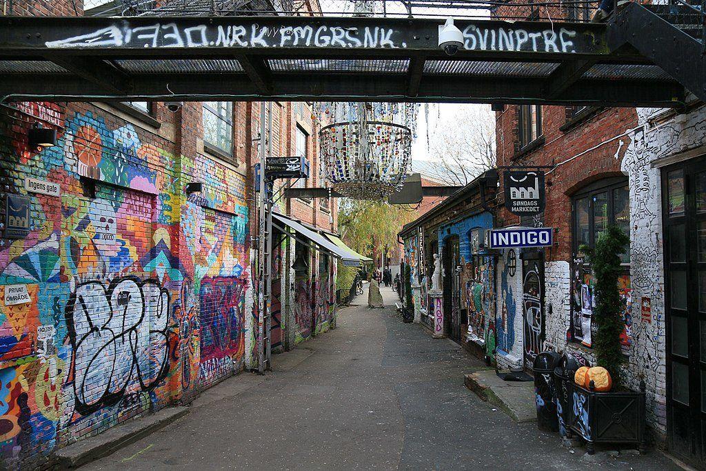 barrio Grünerløkka