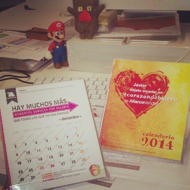 #Corazóndebolero en la agencia de publicidad El Cuartel