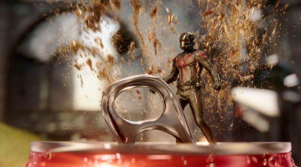 coca cola hulk ant man