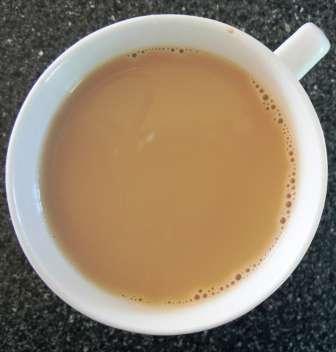 Un café como barómetro