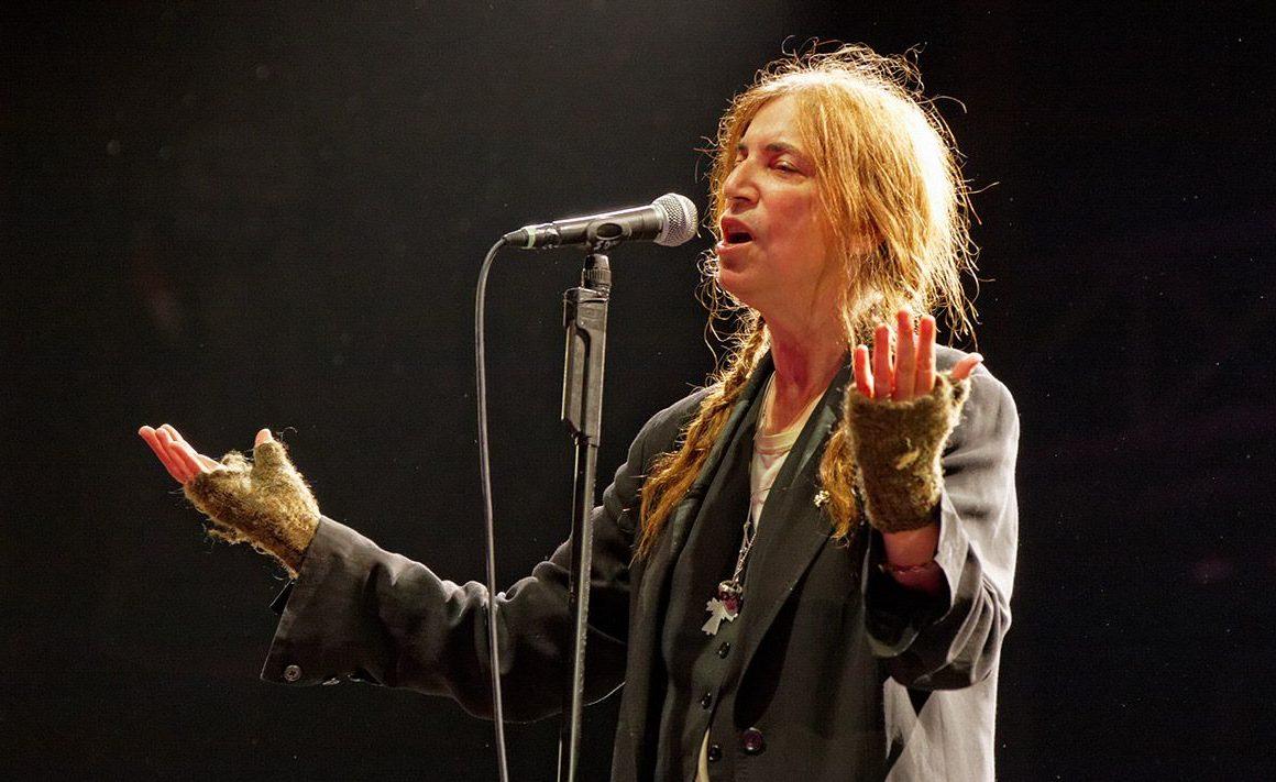 Patti Smith disco horse