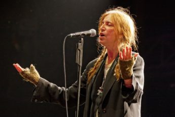 Patti Smith disco horse
