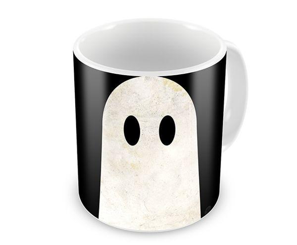 taza fantasma