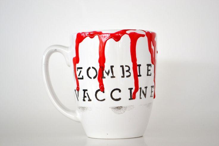 taza zombie