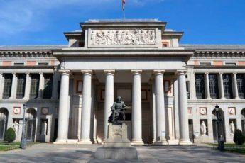 Cabecera Museo Prado