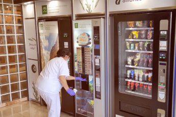 Seguridad en las máquinas vending