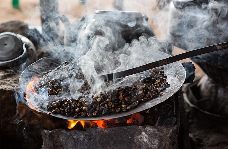 tostado tradicional etíope