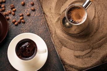 forma de tomar cafe en turquia
