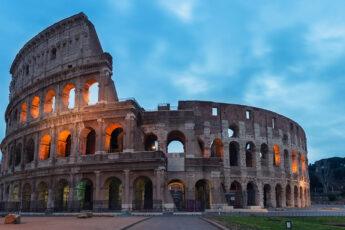 ¿Por qué Roma es la ciudad eterna?