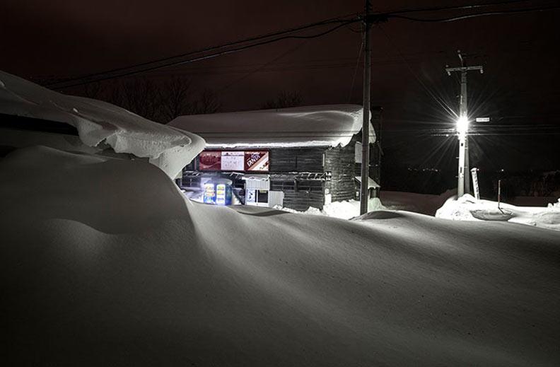 Eijio Hashi - Roadside Lights