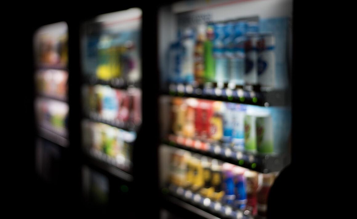 Las 5 máquinas de vending más curiosas del mundo