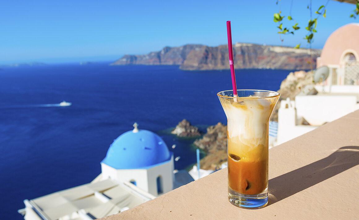 Frappé: el café griego inventado por casualidad
