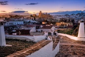 Rincones sorprendentes en España: las casas cueva en Guadix