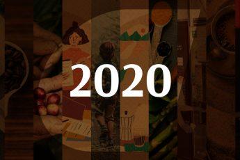 Recopilatorio de las 10 entradas más vistas de 'Una Pausa Agradable' en 2020