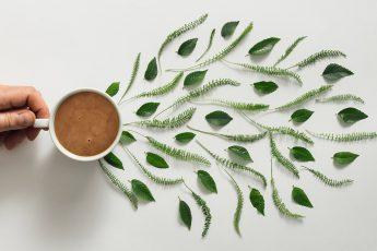Tomar un café puede ser una pausa también productiva.
