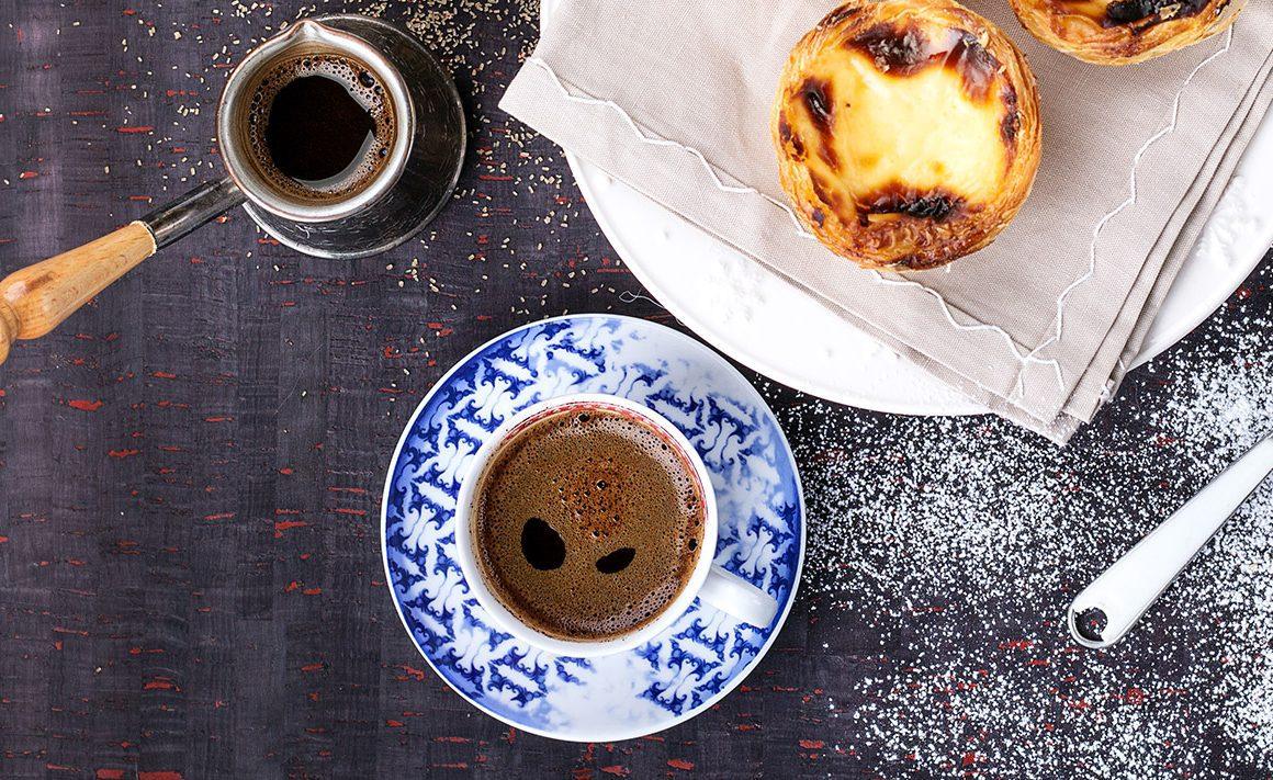 Un café en Portugal son dos minutos