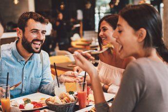 Comer: placer y felicidad