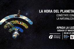 COLABORAR EN LA HORA DEL PLANETA 2021 DE WWF