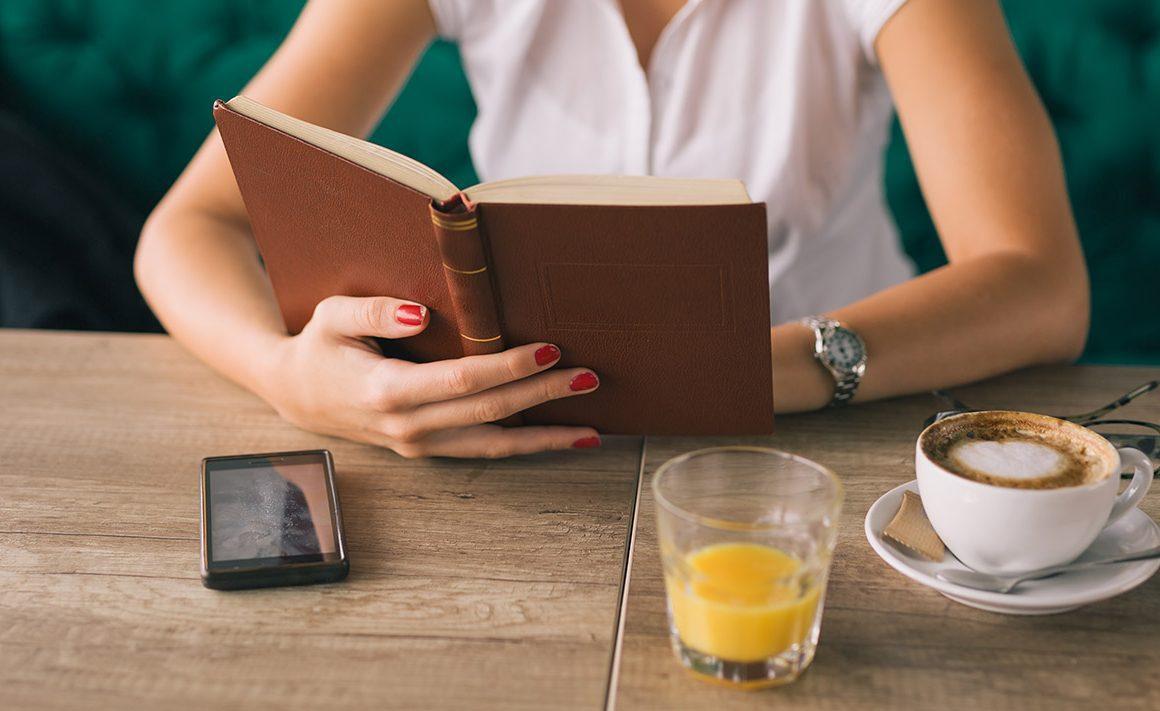 nuestras cafeterías temáticas de literatura favoritas
