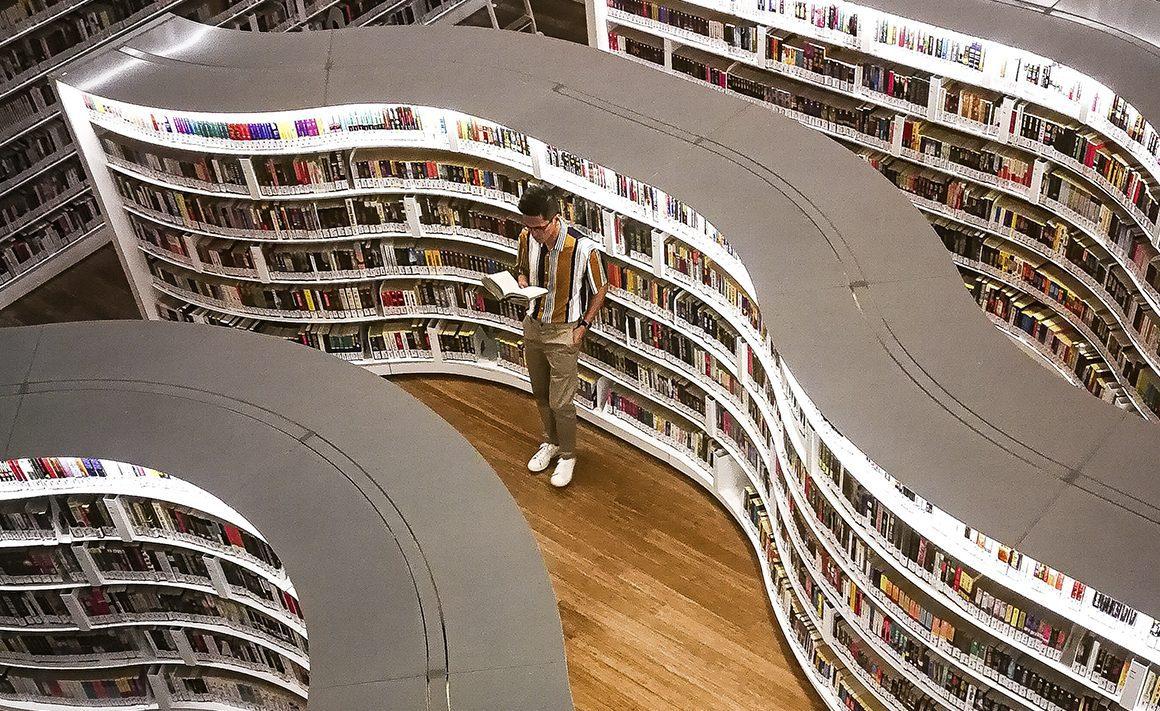 Un paseo por las librerías más espectaculares del mundo